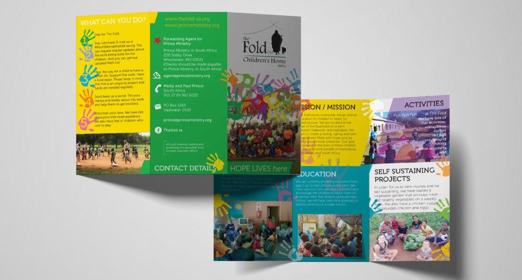 pamphlets The Fold brochure 1024x550